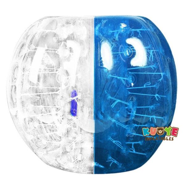 BB002 Half Blue Kids Bumper Balls