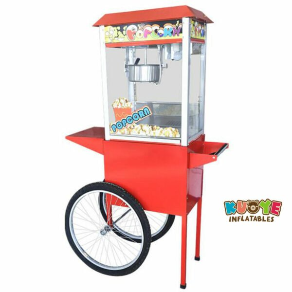 PM002 Commercial Electric Popcorn Machine with Cart