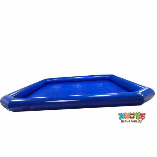 Inflatable Big Water Pool For Paddle Boat