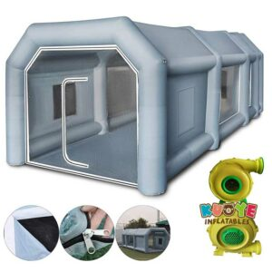 TT006 Customized Inflatable Spray Paint Powder Booth
