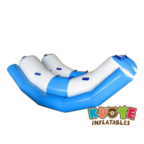 WG08 Inflatable Floating Seesaw Towable Water Toy