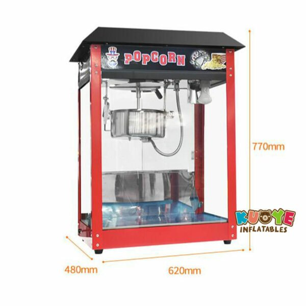 PM001 Commercial Electric Popcorn Machine 3