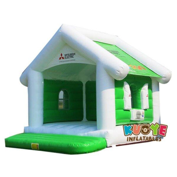 BH1815 Snow Cabin Bouncy Castle