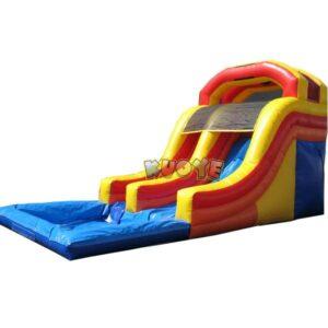 KYSS03 Backyard Wet Dry Slide