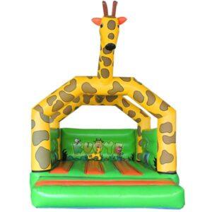 KYC01 Giraffe Bouncy Castle