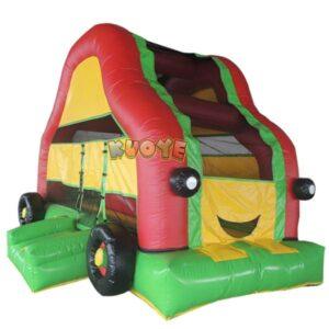 KYC06 Cars Bounce House