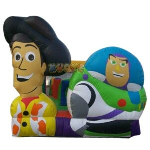 KYC09 Toy Story Inflatable Bouncer