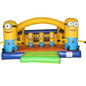 KYC12 Minions Inflatable Castle