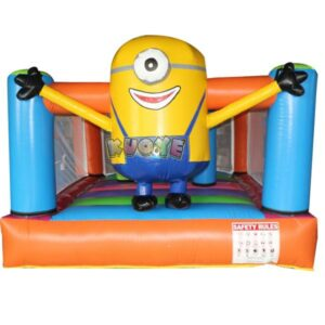 KYC13 Minions Inflatable Castle