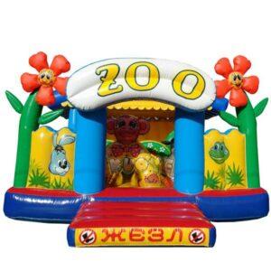KYC16 Zoo Bouncy Castle