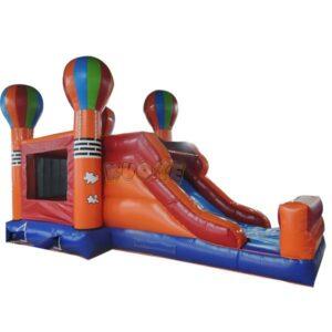 KYCB01 Balloon Bouncer Slide Combo