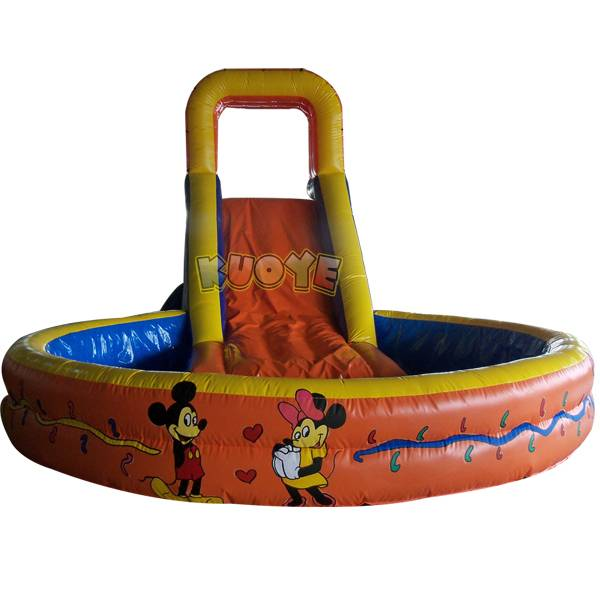 KYSS04 Mickey Slide with Pool