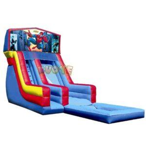 KYSS05 20ft Spiderman Wet Dry Slide