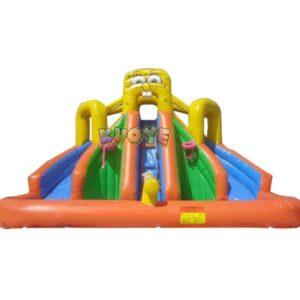 KYSS06 Spongebob Water Slide