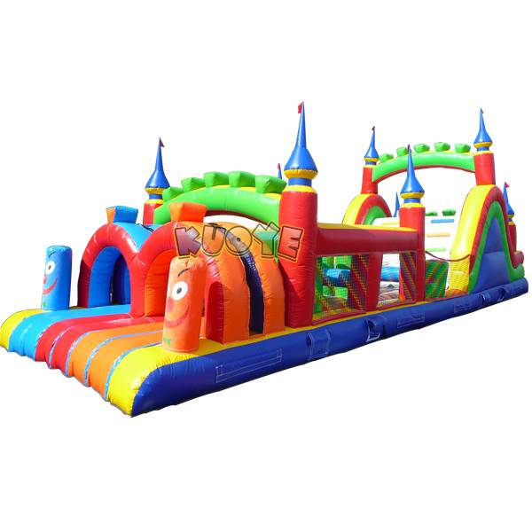 KYOB03 Adult Inflatable Obstacle Course