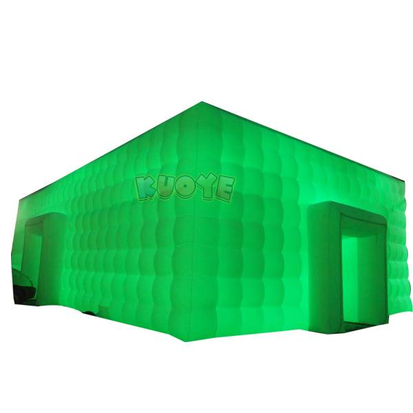 KYT03 Inflatable Led Light Cube Tent