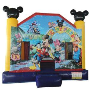 KYC04 Mickey Bounce House