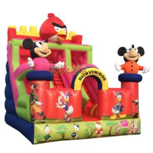 KYSC17 Characters Inflatable Slide