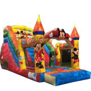 KYSC32 Mickey Castle Slide