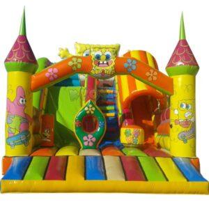 KYSC33 Spongebob Castle Slide