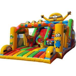KYSC34 Minions Castle Slide