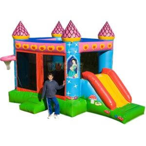 KYCB06 Princess Castle Slide Combo