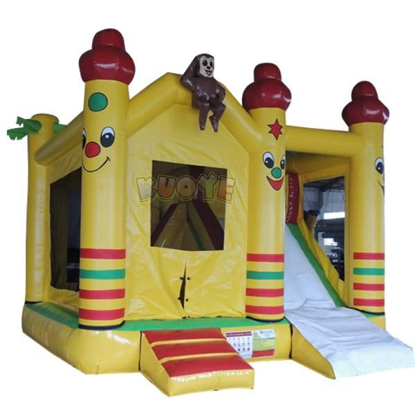 KYCB17 Bounce House Combo Gorilla
