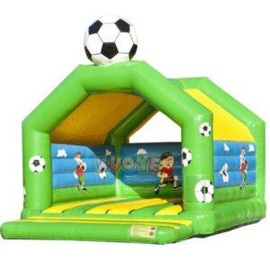 KYC18 Football Bouncy Castle
