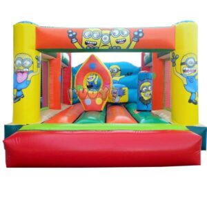 KYC21 Minions Inflatable Castle