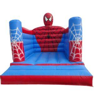 KYC22 Spiderman Bouncy Castle 2