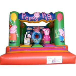 KYC24 Inflatable Castle Peppa Pig