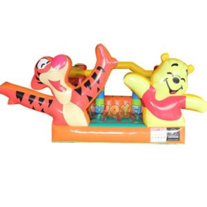 KYC25 Inflatable Castle Winnie The Pooh