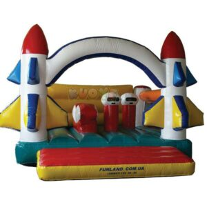 KYC28 Inflatable Bouncer Rocket