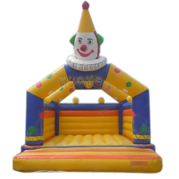 KYC29 Clown Bouncy Castle