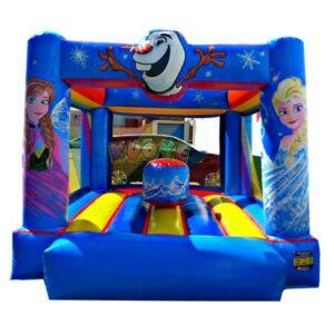 KYC14 Frozen Inflatable Castle