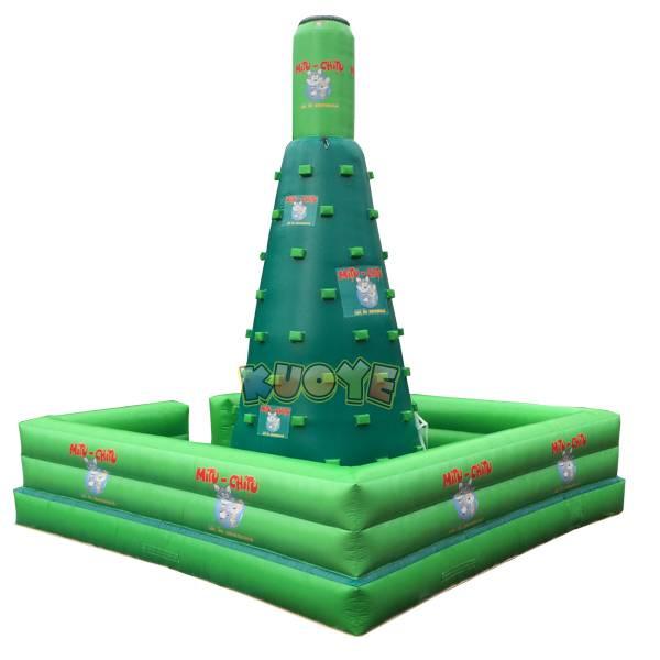 KYSP12 Climbing Wall Inflatable Manufacturer