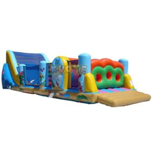 KYOB06 Jungle Inflatable Obstacle