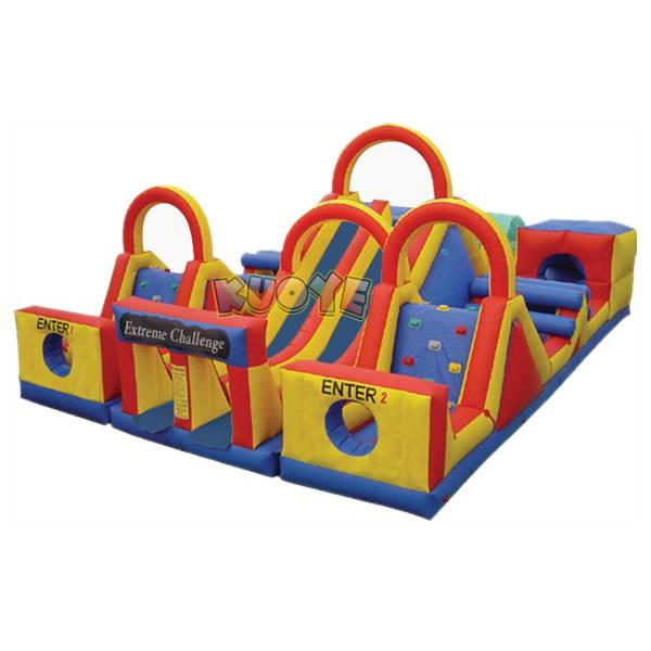 KYOB09 Inflatable Obstacle Sport