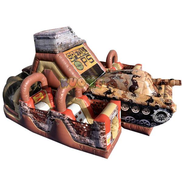 KYOB11 Inflatable Obstacle Courses