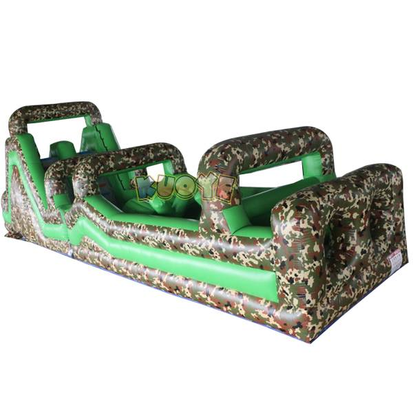 KYOB14 Inflatable Military Bstacle Course