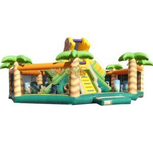 KYCF06 Jungle Inflatable Amusement Park