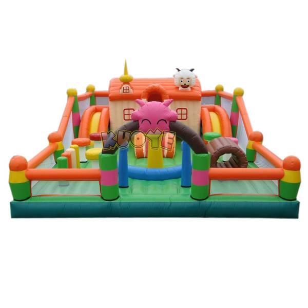 KYCF07 Inflatable Playground