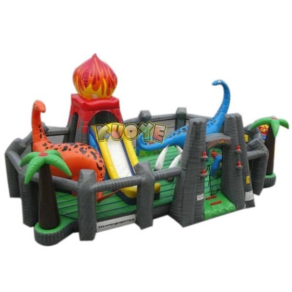 KYCF09 Dinosaur Amusement Park