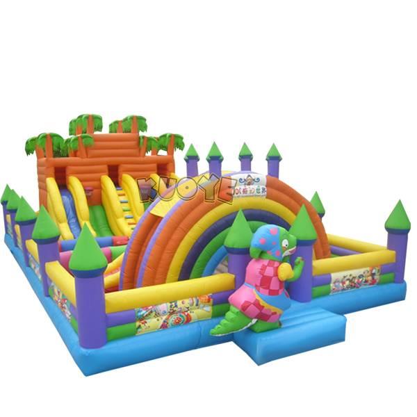 KYCF16 Inflatable Slide Amusement Park