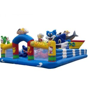 KYCF17 Commercial Inflatable Playground