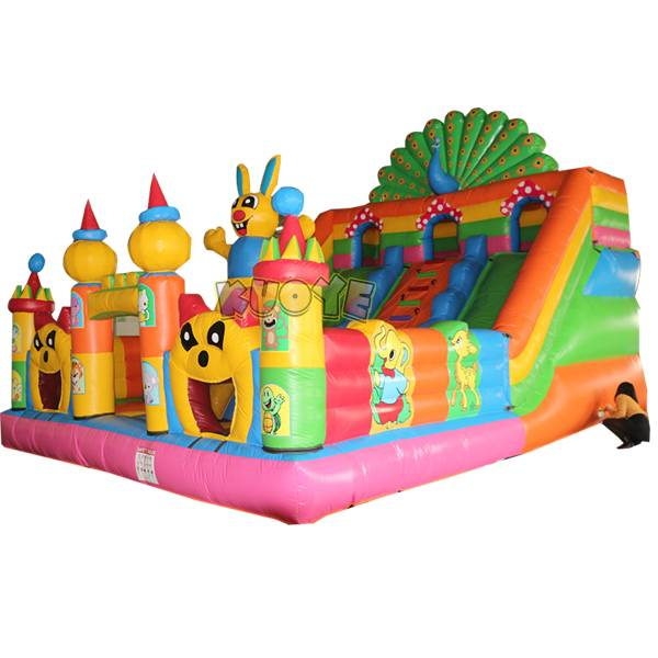 KYCF18 Inflatable City