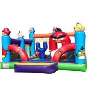 KYCF19 Angry Bird Bounce Castle