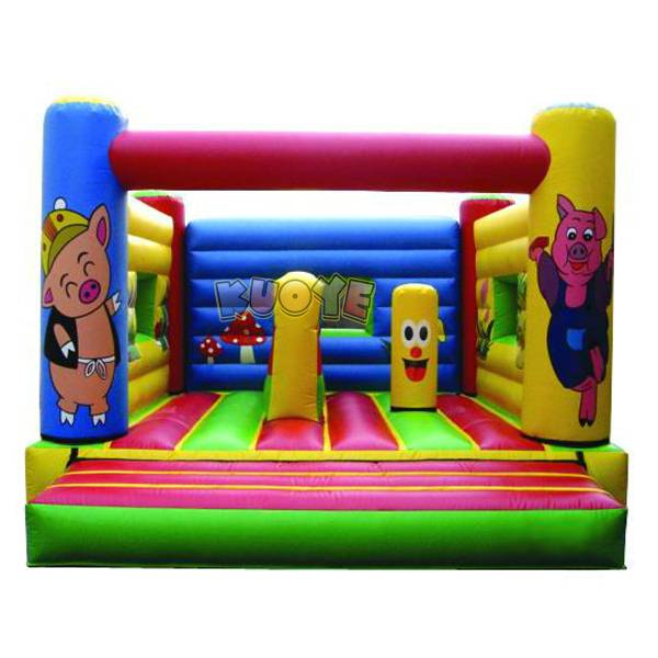 KYC35 Inflatable Castle
