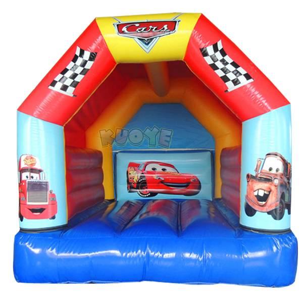 KYC42 Bouncy Castle Cars
