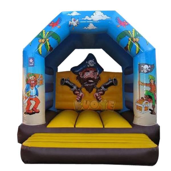 KYC47 Pirate Bouncy Castle